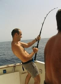 Fishing trips in Mallorca Spain - Big Game fishing