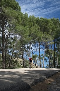 soller valley cycle ride