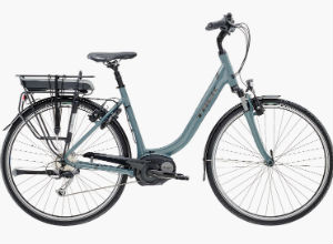 Bike hire Mallorca - Trek TM400+ Lowstep e-Bike