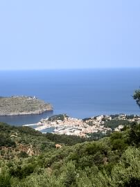 View of Port Soller